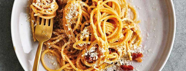 Carbonara - Gezond aan tafel - recept