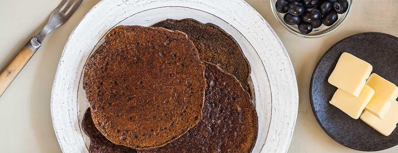 Glutenvrije pannenkoeken boekweit