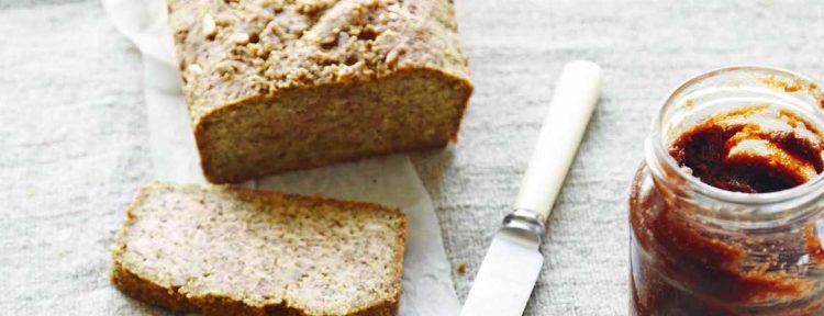 Glutenvrij superfood brood - Gezond aan tafel - recept