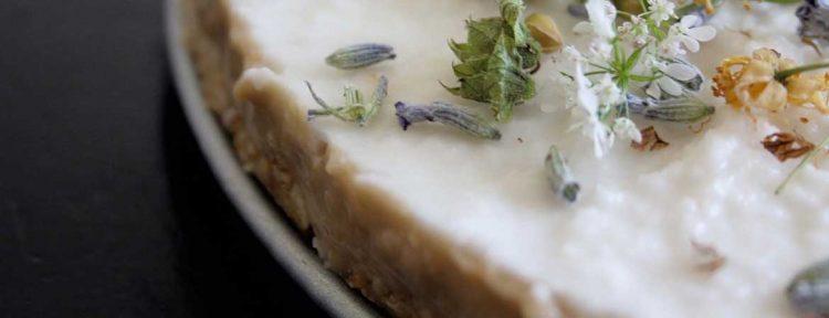 Suikervrije pudding taart - Gezond aan tafel - recept