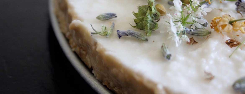 Suikervrije pudding taart