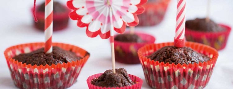 Cupcakes - Gezond aan tafel - recept
