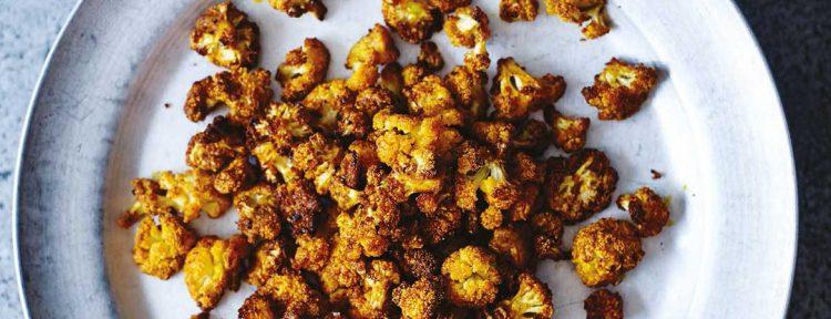 Popcorn van bloemkool - Gezond aan tafel - recept
