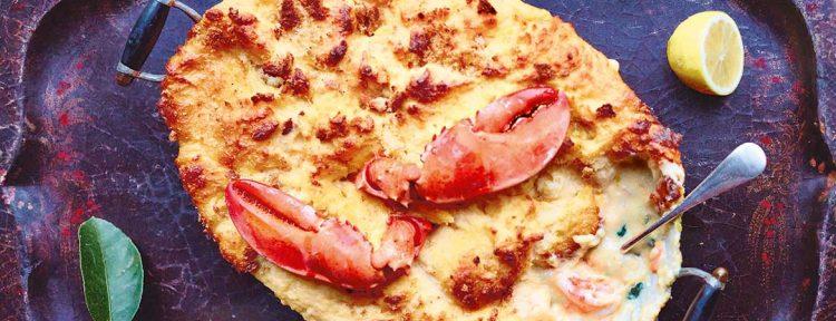 Vispastei van Jamie Oliver - Gezond aan tafel - recept