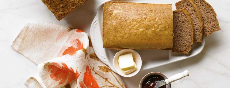 Basis brood broodbuik - Gezond aan tafel - recept