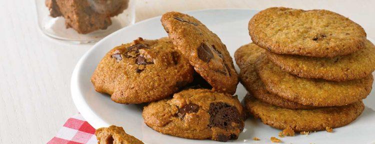 Chocoladekoekjes (Broodbuik) - Gezond aan tafel - recept
