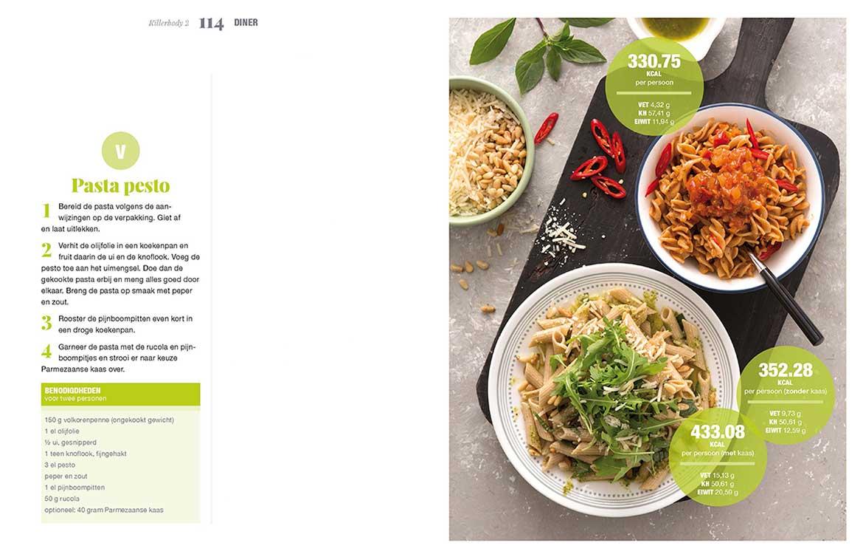 https://www.gezondaantafel.nl/wp-content/uploads/2016/12/gezondaantafel-recept-pasta-pesto-van-fajah-lourens-killerbody-2-spread.jpg