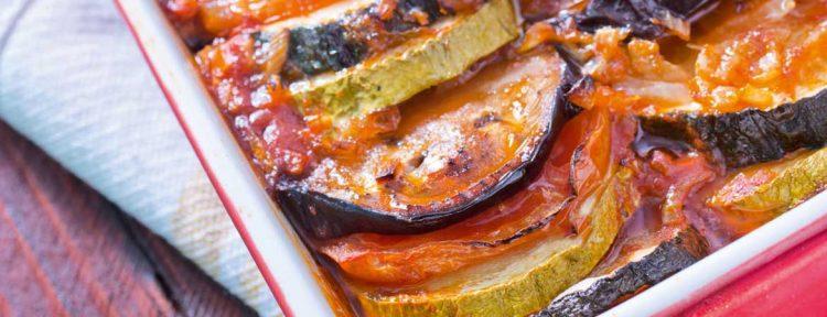 Provençaalse groenteschotel - Gezond aan tafel - recept