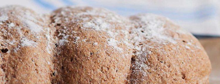 Speltbrood van Robèrt van Beckhoven (Heel Holland Bakt) - Gezond aan tafel - recept