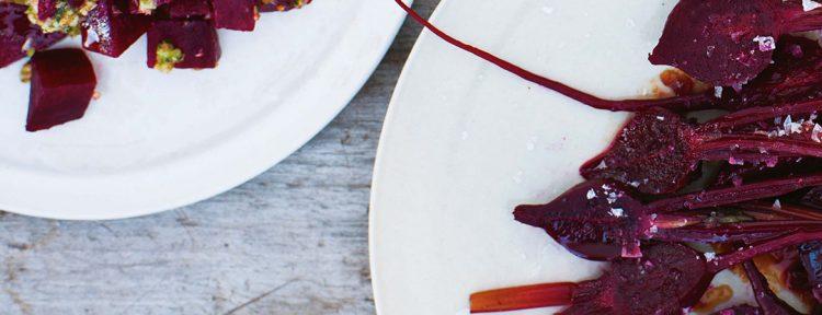 Simpele bietensalade - Gezond aan tafel - recept