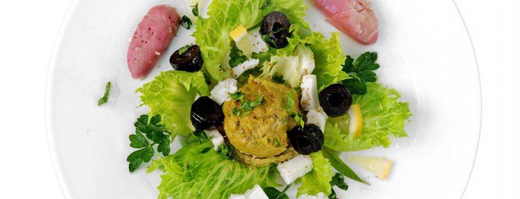 Humus van tuinbonen - Gezond aan tafel - recept - spread