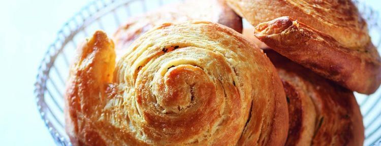 Hartige briochebroodjes (Heel Holland Bakt) - Gezond aan tafel - recept