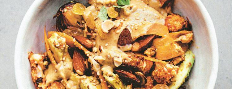 Marokkaanse harissasalade - Gezond aan tafel - recept