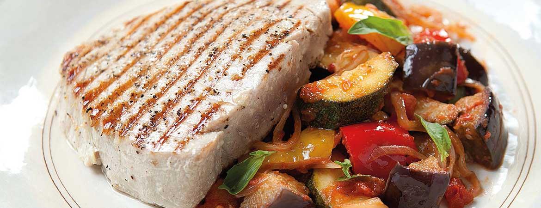 zomerse gerechten recepten