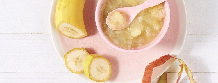 Fruithapje banaan-appel-peer - Gezond aan tafel - recept