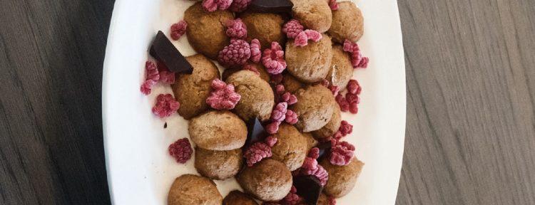 Gezonde pepernoten van Fajah Lourens (Killerbody Agenda) - Gezond aan tafel - recept