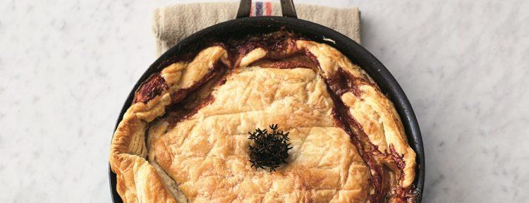 Kippastei in de pan (Jamie Oliver) - Gezond aan tafel - recept