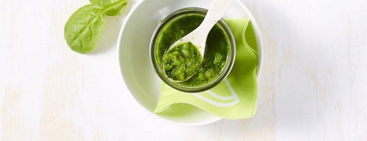 Spinaziehapje - Gezond aan tafel - recept