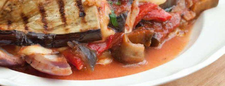 Vegetarische lasagne van Fajah Lourens (Killerbody dieet) - Gezond aan tafel - recept