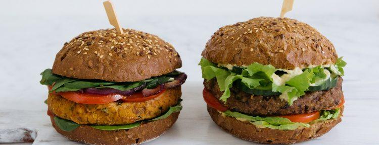 Zwartebonen- en quinoaburger - Gezond aan tafel - recept