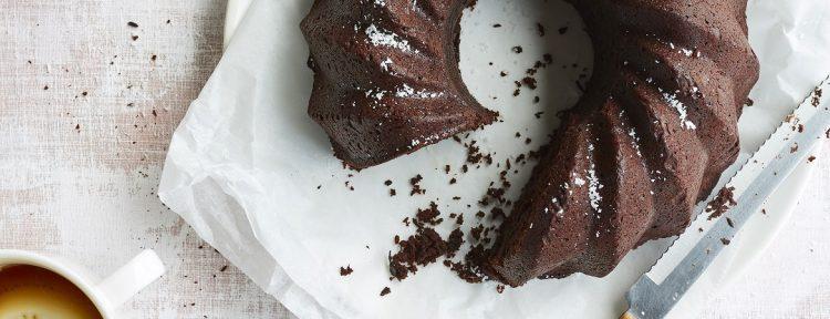 Chocolade-bietencake - Gezond aan tafel - recept