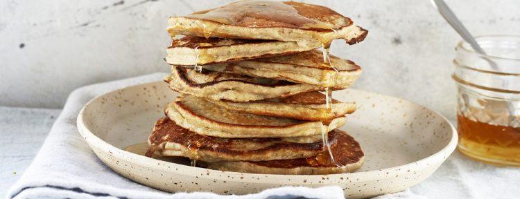 Courgette-banaanpannenkoekjes - Gezond aan tafel - recept