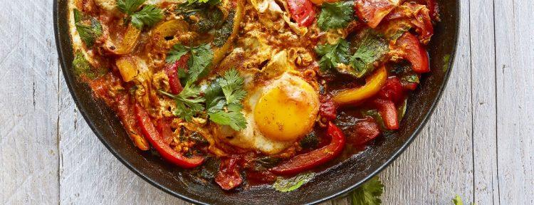 Shakshuka - Gezond aan tafel - recept