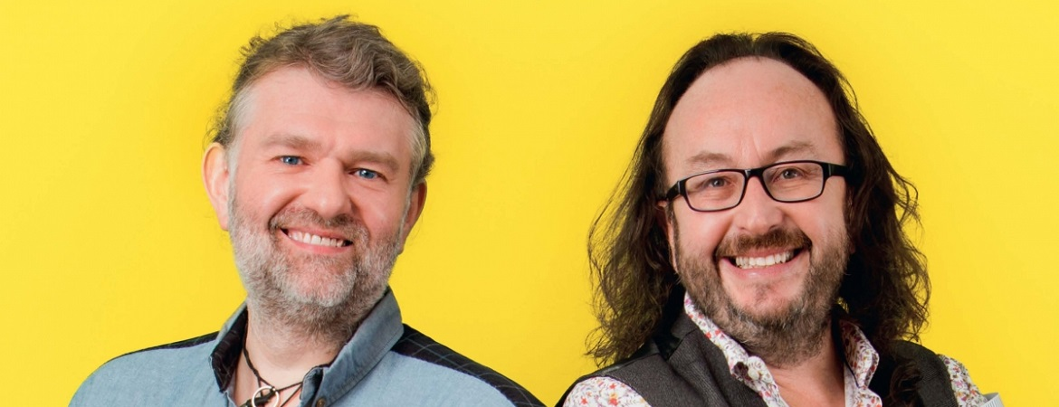 Dave Myers & Si King (The Hairy Bikers)