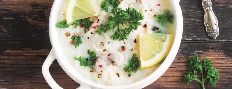 Avgolemono - Gezond aan tafel - recept