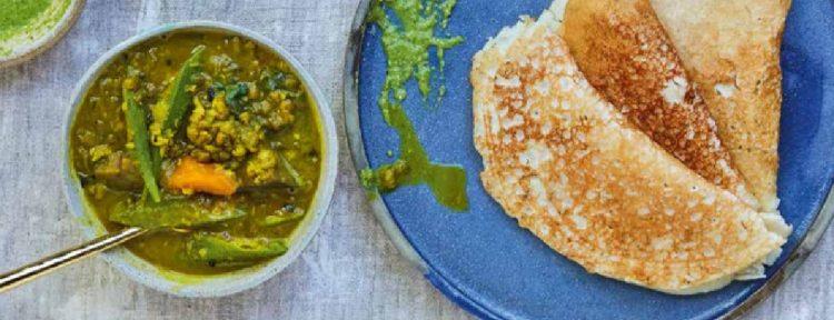 Dosa's - Gezond aan tafel - recept