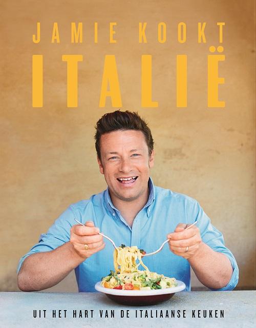 Jamie kookt Italie - Jamie Oliver - cover