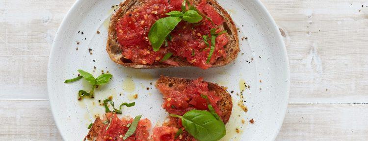 Spaans geroosterd brood met tomatenjam - Gezond aan tafel - recept