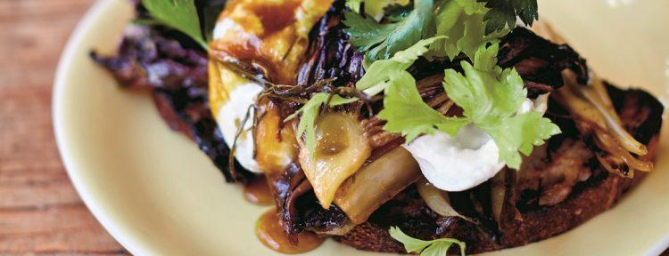 Bruschetta met burrata (Jamie Oliver) - Gezond aan tafel - recept