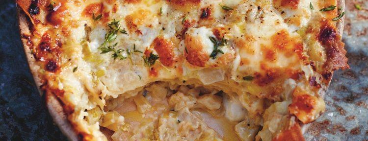 Lasagne (Jamie Oliver) - Gezond aan tafel - recept