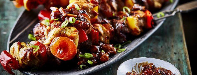 Sosaties - Gezond aan tafel - recept