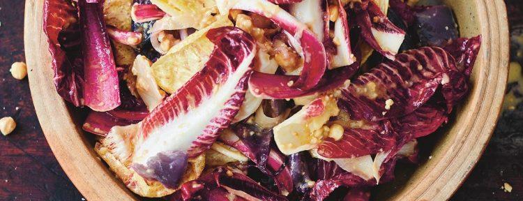 Wintersalade (Jamie Oliver) - Gezond aan tafel - recept