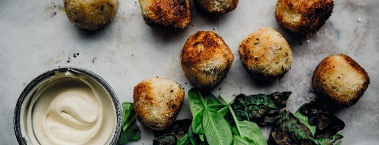 Kroketjes met mosterdmayo - Gezond aan tafel - recept