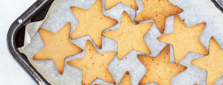 Gingerbreadkoekjes - Gezond aan tafel - recept