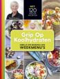 Grip op koolhydraten - snelle en makkelijke weekmenu's - Yvonne Lemmers