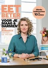 Eet beter voor je maag en darmen met huisarts Tamara de Weijer - Gezond aan tafel - boek