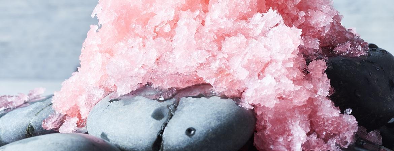 Granit rosé (granité)